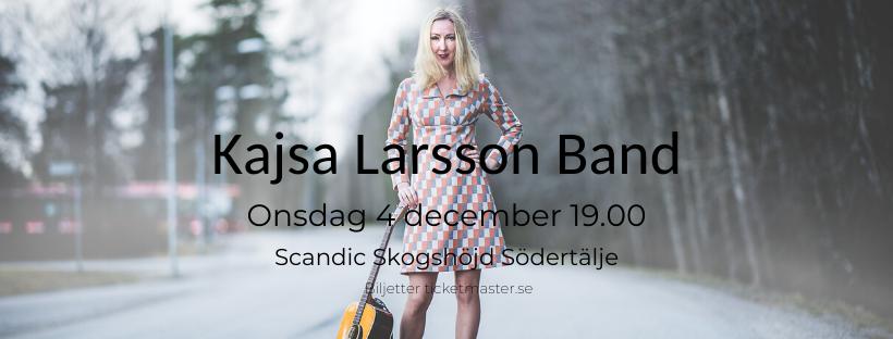 Kajsa Larsson Band på Olgas